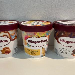 最近食べたアイスクリームまとめ