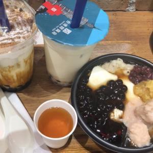 台湾デザート店【台湾甜商店】に行ってきました〜^^