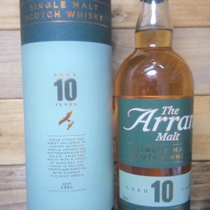 【ウィスキー】The Arran Malt アランモルト AGED10YEARS
