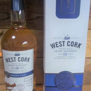 【ウィスキー】WEST CORK ウエストコーク SHERRY CASK AGED12YEAR