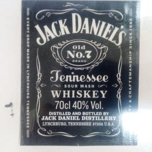 ジャック ダニエル ブラック