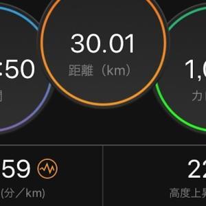 Ryoくん が ブログ更新しました。【ラン練習】Eペース30Kぐるぐる走