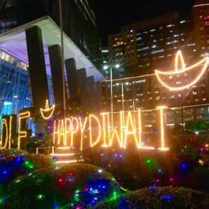 【インド体験レポ】遂にディワリがやってくる!職場で盛大にカウントダウン!~Diwali is coming soon~