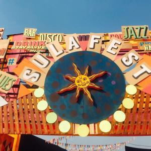 【体験レポ】SULA主催・インド最大のワインフェスティバル《Sula Fest》へ行ってきた!