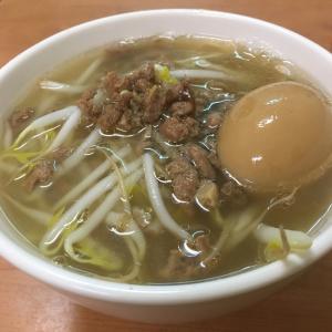 【高雄 グルメ】とても親切な老闆ご夫妻が営む人気店「德記陽春麵」