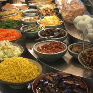 【台湾高雄】六合夜市至近、24時間営業の「六合清粥小菜」
