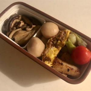 体調管理の難しい季節と今日のお弁当