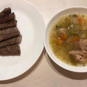ホッとする野菜スープのレシピ