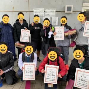 【勝手にレポ】市民駅伝2020 長文失礼。