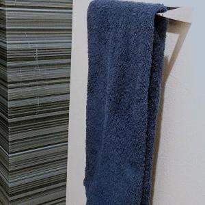 新年新調 トイレのタオル