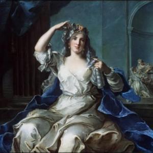 ジベルニーの花のある小窓 in メリー・ホプキン:パリマダムの優雅な生活