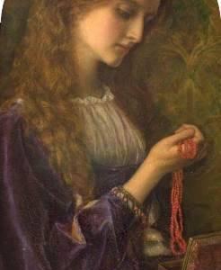 ジベルニーの薔薇 in Avison, Charles:パリマダムの優雅な生活