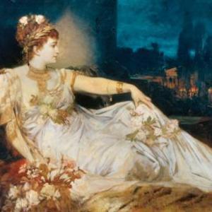 ラスベガスのパリ in W.F.バッハ:パリマダムの優雅な生活