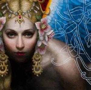 天使のレターセット in ジョー・ダッサン:パリマダムの優雅な生活