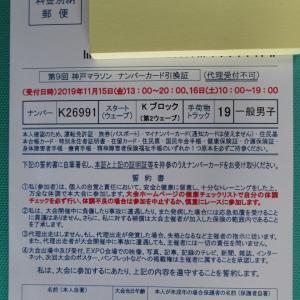 神戸マラソンでの目標タイム