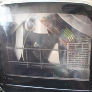 タンク式食洗機「ジェイム」を1年間使った口コミと評判!時短にぴったり