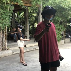バーチャルお化け屋敷?|VR脱出ゲーム体験施設「Outpost031」