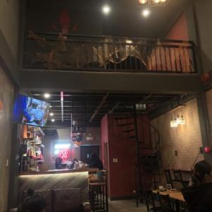 TON UP MOTO CAFE|都会風カフェバー
