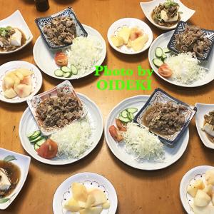夕飯ですよ|豆腐ステーキ