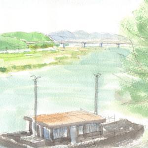 韓国 扶余 「白村江」