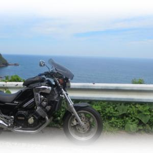 バイク人生最後のヘルメットかな?