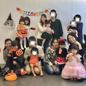 【募集中】10月の未就園児親子レッスンは英語でハロウィン♪仮装して遊びに来てね!
