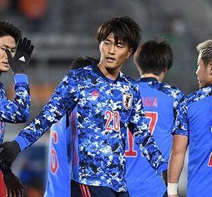 【ハイライト動画あり】日本が5-0で香港に勝利! 小川航基が代表デビュー戦でハットトリック+菅と田川がゴール