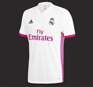 【画像あり】<レアル・マドリード>新ユニフォーム発表!アウェーはピンク色採用