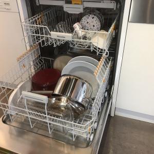 パナソニックのラクシーナに食洗器ミーレは取りつくのか