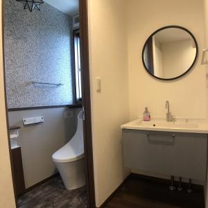 パナソニックホームズの家公開⑤ 2Fトイレ カサートS建築実例WEB内覧会