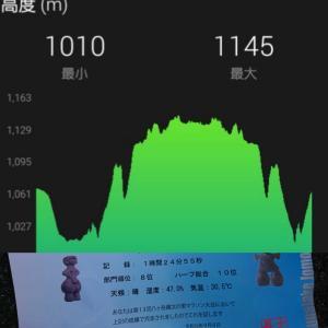 八ヶ岳縄文ハーフマラソン★