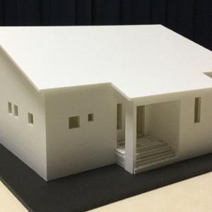 我が家の白模型を頂きました