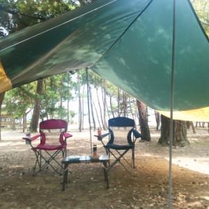 他人のサイトを横切るキャンプ場でのマナー違反、トラブルの元になるだけでかなり危険