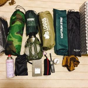 買ってよかったキャンプ用品、ソロキャンプのお気に入り道具一覧!