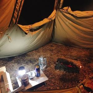 冬キャンプの装備で必要なもの!暖房なしでも快適に過ごせる?