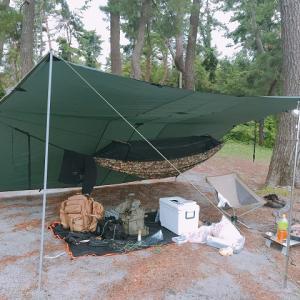 無骨なキャンプを男前なキャンプギアを集めてやってみよう!