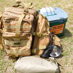 貴重品入れに!ソロキャンプで持ち歩きに便利なアウトドア用バッグ3選!