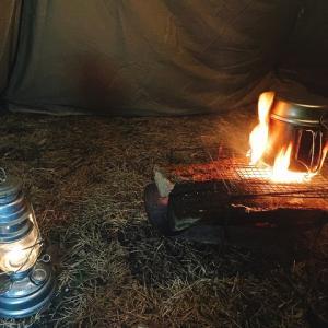 冬キャンプは足先がとにかく冷たい!足の寒さ対策と温める方法を模索!