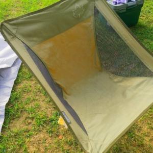 キャンプのロースタイルに!ロゴスのコンパクトバケットチェアを愛用してきて!