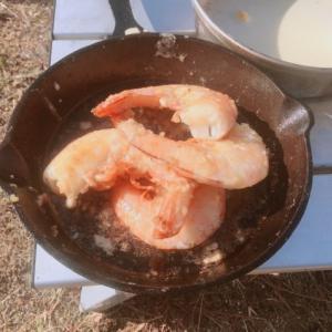 秋のキャンプ飯で天ぷらと寄せ鍋!しかし有り得ない忘れ物が!?【失敗談】
