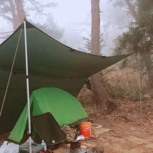 今後のソロキャンプの課題!バックパック1つにキャンプ道具のパッキングを検討!