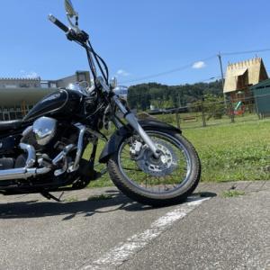 バイクで初めての高速道路を使ったツーリング!?石川県のと里山海道!
