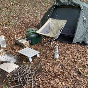 失敗続き!?五箇山相倉キャンプ場で秋のソロキャンプ!