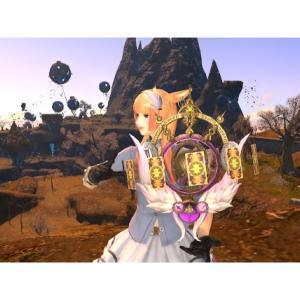 【FF14】エデングレーズ・プラニスフィア : エデン零式占星術師武器