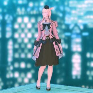 【FF14】ミラプリNo.25【アイディアル・エストクルブリオー】