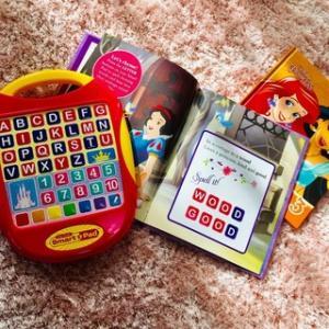 読み書きが課題です〜DWEキッズ5歳娘ニャン〜smart padを活用できるか!?