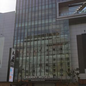 アメリカ4日目ロサンゼルス:ロサンゼルス現代美術館(MOCA)、ウォルト・ディズニー・コンサートホール。。