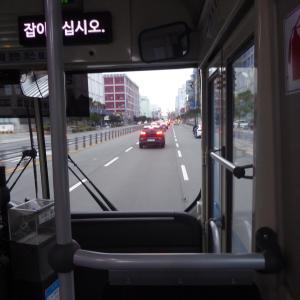 韓国2日目釜山:松島海上ケーブルカー 。。