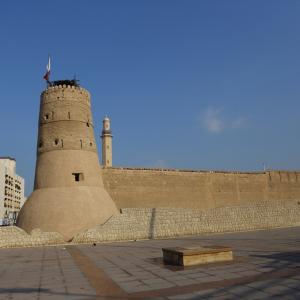 アラブ首長国連邦2日目ドバイ:ドバイ博物館、オールド・スーク。。