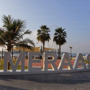 アラブ首長国連邦2日目ドバイ:ドバイモール、ジュメイラ・ビーチ。。